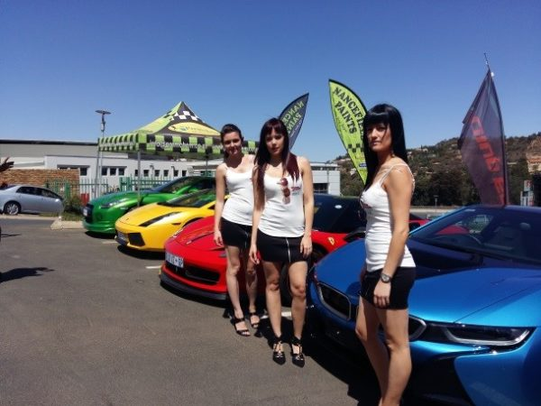Supa Quik Car Model Activation @ Supa Quik