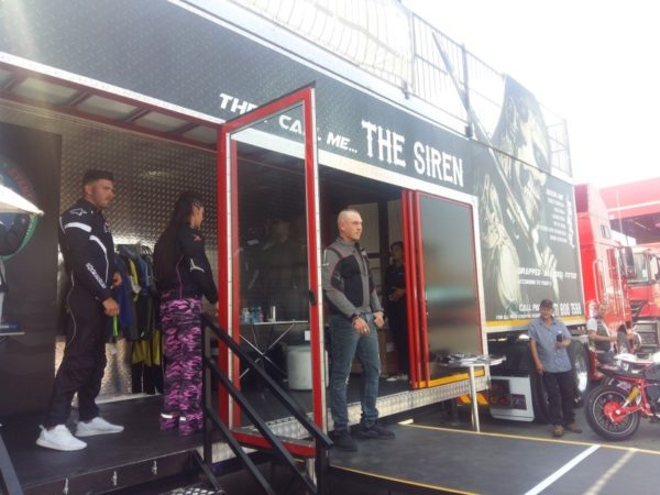 Harley Davidson Goldrand - Fashion Show & Gig Rig Activation @ Crusaders MC National Braai Day