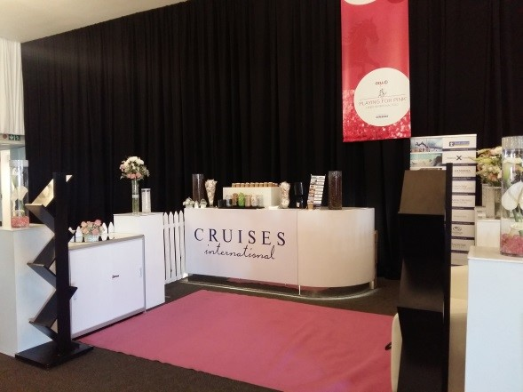Cruises International - Specialty Coffee Bar @ Cell C Polo