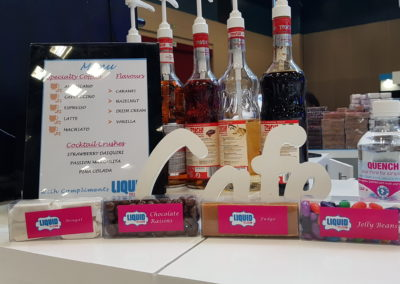 Liquid Telecom - Health Smoothie, Cocktail & Specialty Coffee Bar @ Durban ICC