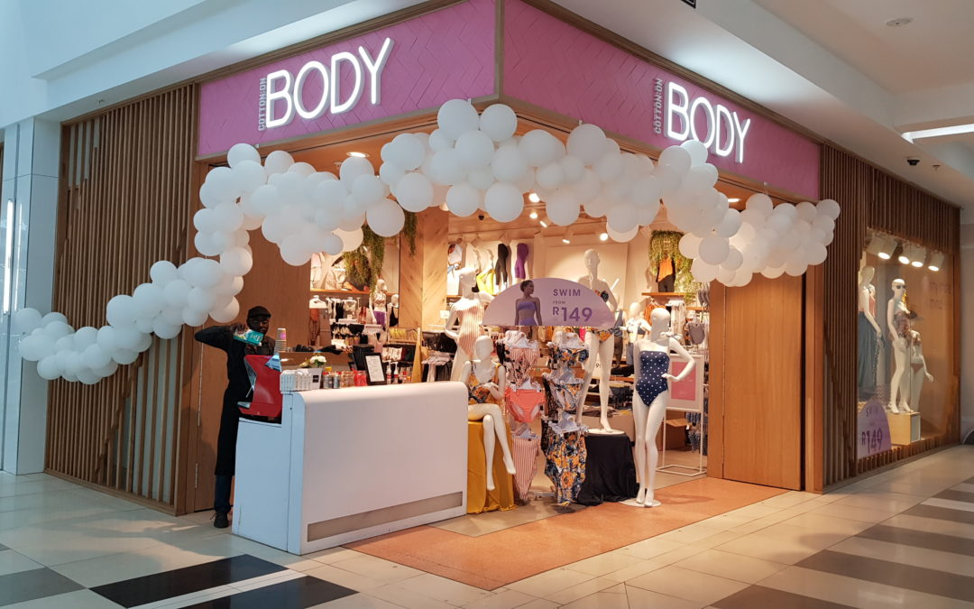 COTTON-ON BODY @ BODY LAUNCH