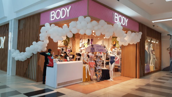 Cotton On Body - Specialty Coffee Bar @ Body Launch Centurion