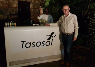 Tasosol - Gin Bar @ Foxwood House