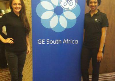 GE - Registration Hostesses @ Sandton Sun