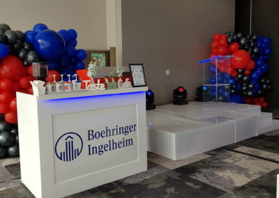 Boehringer Ingelheim - Specialty Coffee Bar @ The Capital
