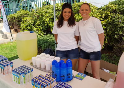 Plusssz - Sample Activation & Brand Ambassadors @ Zoo Lake Canoe Race