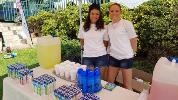 Plusssz - Sample Activation & Brand Ambassadors @ Zoo Lake Canoe Race