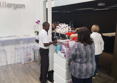 Allergan - Specialty Coffee Bar