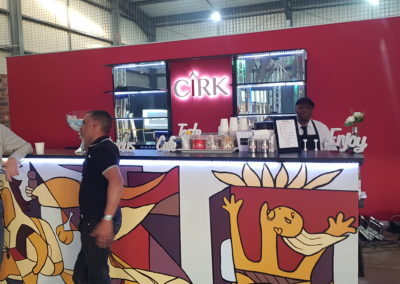 Cirk - Specialty Coffee Bar @ Cirk Venue Launch