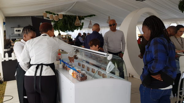 Concourse South Africa - Gelato & Specialty Coffee Bars @ Steyn City