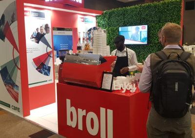 Broll - Specialty Coffee Bar @ API Summit