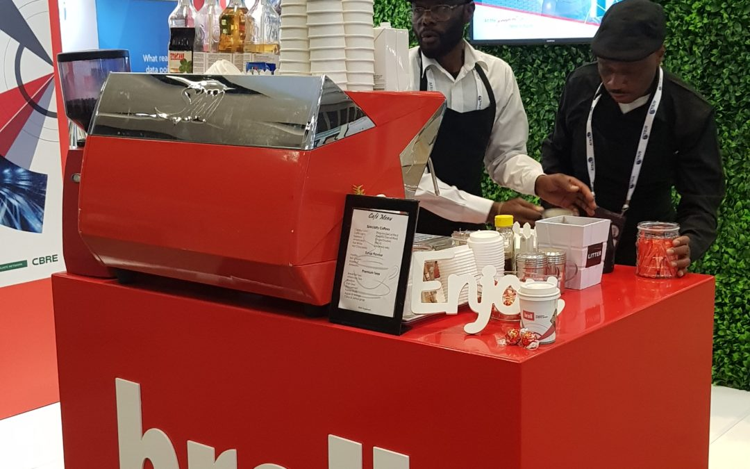 Broll - Mobile Specialty Coffee Bar @ API Summit