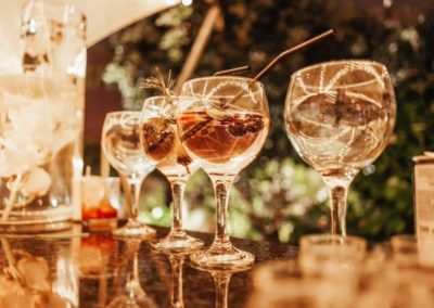 Rod Engagement Party - Gin Bar @ Private Residence