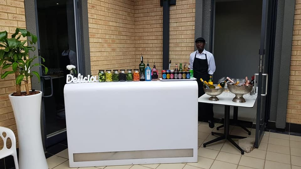 GIN BAR @ ZENITH MEDIA H/O SA